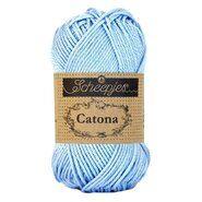 Strick- und Häkelgarne - Catona 173 Bluebell 50GR