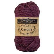Haak- en breigarens - Catona 394 Shadow Purple 50GR