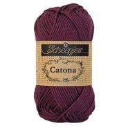 Scheepjes CATONA - Catona 394 Shadow Purple 50GR
