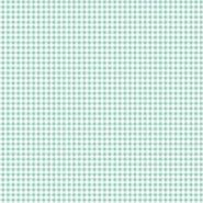 By Poppy - ByPoppy19 3085-039 Katoen ruitje 2.7mm azure
