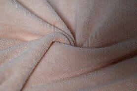 Badekleidung - NB 11707-037 Dehnbares Frottee lachs