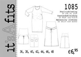 Nähmuster - It's a Fits Muster 1085