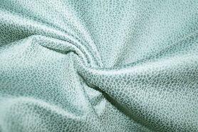 Kunstleder und Suedine - KN19 0541-306 Unique leather hell altgrün