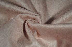 Kunstleder und Suedine - KN19 0541-531 Unique leather hell lachs