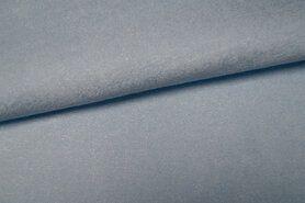 Katoen met boemboe - Ptx 997071-821 Molton-achtig lichtblauw