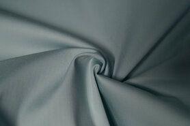 Katoen, viscose, elastan - KN 0748-320 Satin stretch mint