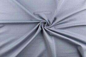 Viscose, polyester, spandex - NB 0835-006 Bi-stretch blauw