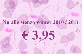 STENZO WINTER 2010/2011, NU...