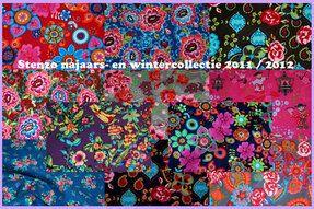 Stenzo najaars- en winterstoffen 11/12