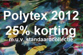 25% Korting Polytex zomer 2012!