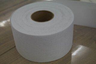 Vlies gordijnband 8 cm breed (225800-8)*