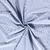 NB 5581-006 Boerenbont mini ruitje blauw 0.2 cm