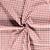 NB 5635-056 Baumwolle mini Karo brique 1 cm