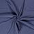 NB 14452-006 Sweattricot jeansblauw