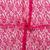 NB 3958-017 Kant gebloemd fuchsia