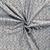 Dapper21 15806-003 Katoen bedrukt skulls lichtblauw