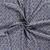 Dapper21 15806-008 Katoen bedrukt skulls navy